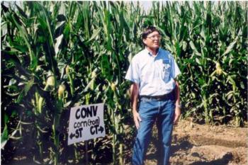Kent Brittan, Field Crops Farm Advisor